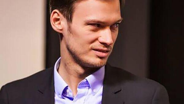 Директор по коммуникациям Института исследований интернета Дмитрий Чистов - Sputnik Тоҷикистон