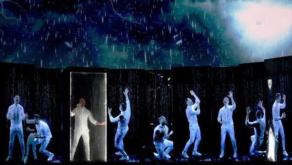 «Евровидение-2019». Репетиция второго полуфинала - Sputnik Таджикистан