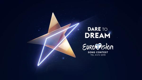 Логотип конкурса «Евровидение-2019» - Sputnik Таджикистан