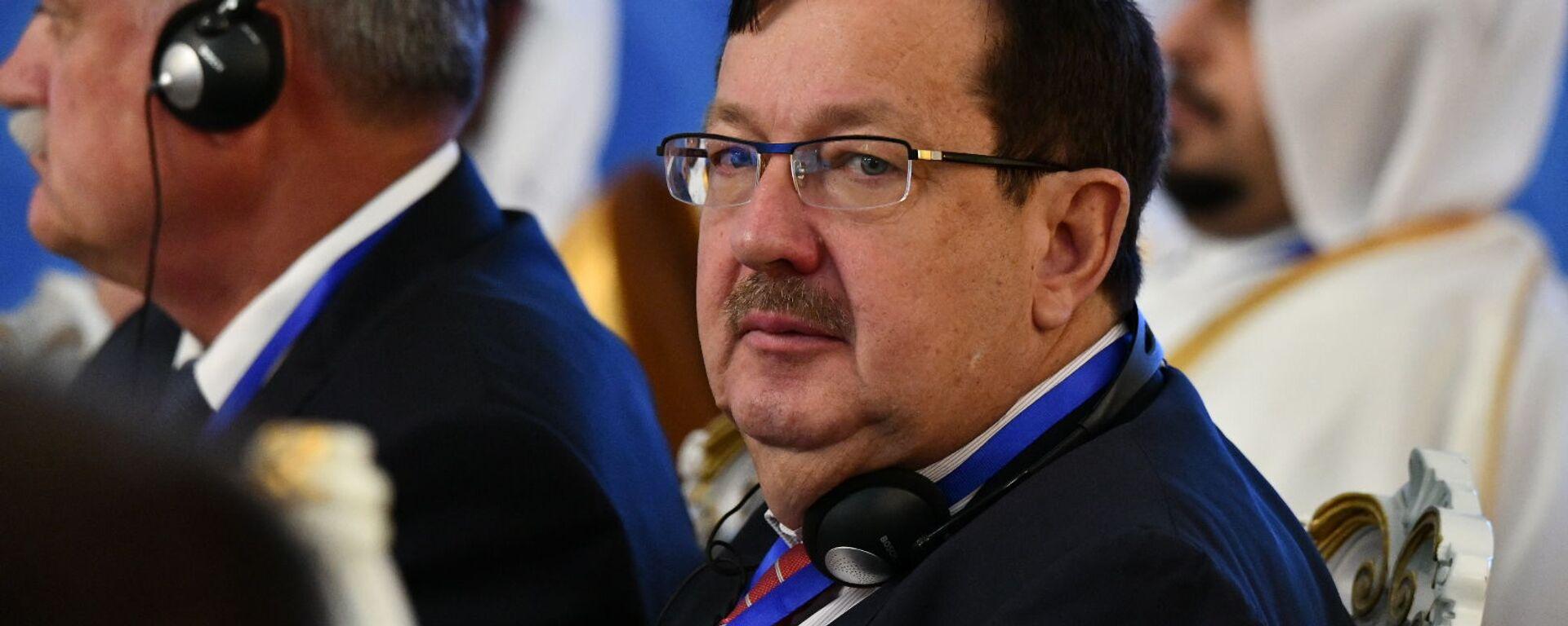 Посол России в Таджикистане Игорь Лякин-Фролов - Sputnik Таджикистан, 1920, 20.07.2021