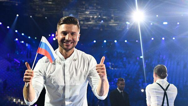 Лазарев на Евровидении-2019 - Sputnik Таджикистан