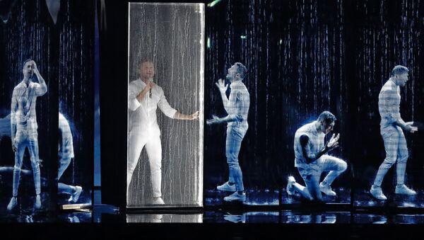 Выступление Лазарева на Евровидении-2019 - Sputnik Таджикистан