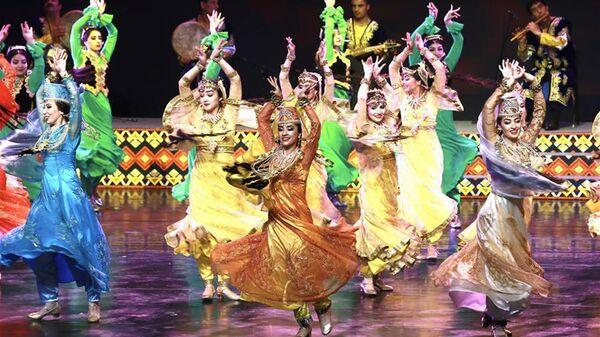 Дни Таджикской культуры в Китае - Sputnik Таджикистан