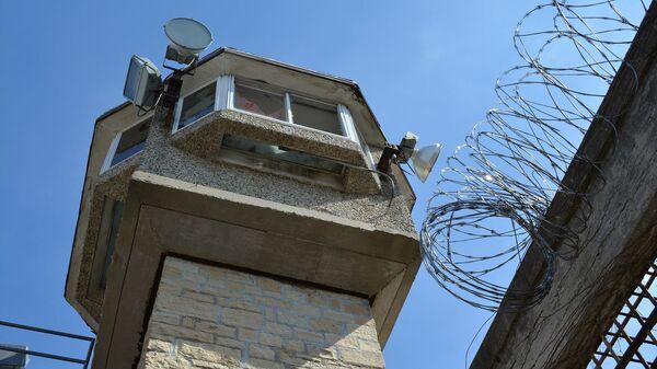 Тюремная вышка, архивное фото - Sputnik Таджикистан