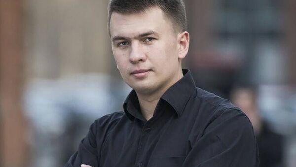 Юрист Илья Ремесло - Sputnik Таджикистан