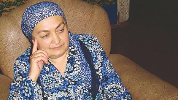 Жена народного поэта РТ Лоика Шерали - Зебунисси Кутбиддинова - Sputnik Тоҷикистон