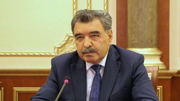 Козидавлат Коимдодов - Sputnik Таджикистан