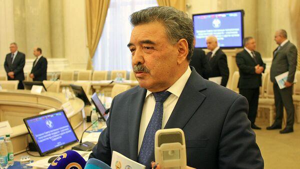 Глава организации Ага Хана поразвитию вТаджикистане - Козидавлат Коимдодов - Sputnik Таджикистан