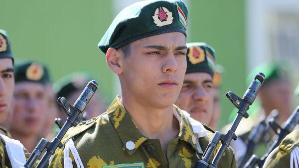 Погранслужба ГКНБ Таджикистана - Sputnik Тоҷикистон