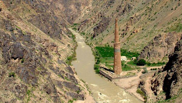 Джамский минарет в Афганистане - Sputnik Таджикистан