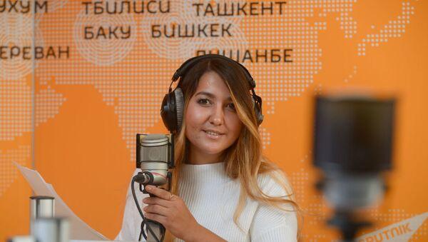 корреспондент Sputnik Узбекистан - Sputnik Таджикистан