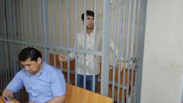 Суд над насильником дочери в Душанбе - Sputnik Таджикистан