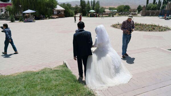 Свадьба в Таджикистане - Sputnik Тоҷикистон