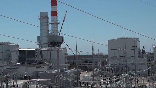 Энергия для Ферганской долины - Sputnik Тоҷикистон