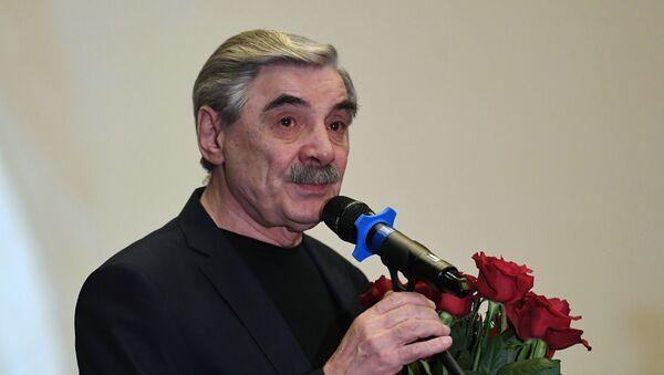 Актер Александр Панкратов-Чёрный - Sputnik Таджикистан