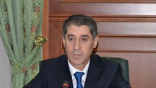 Директор Исполкома РАТС ШОС Джумахон Гиёсов - Sputnik Таджикистан