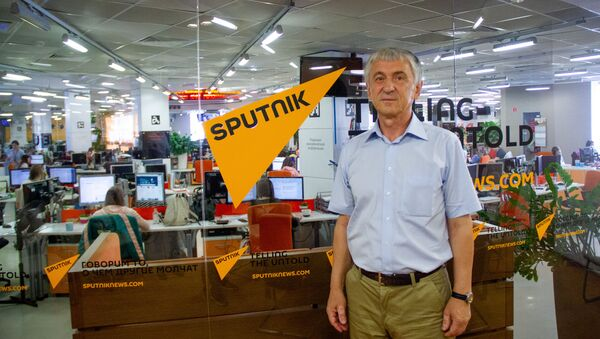 Александр Лаврентьев - Sputnik Таджикистан