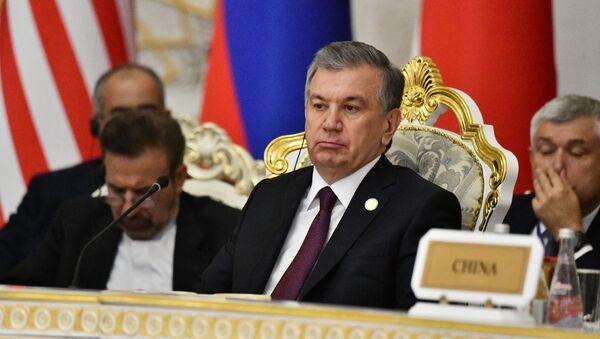 Шавкат Мирзиёев на саммите Совещания по взаимодействию и мерам доверия в Азии (СВМДА)  - Sputnik Таджикистан