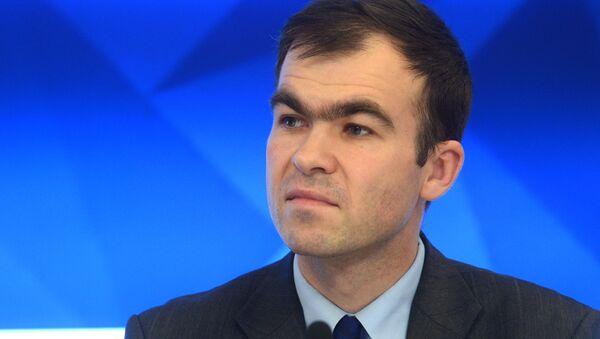 Заместитель председателя Совета по развитию гражданского общества и правам человека Евгений Бобров - Sputnik Таджикистан