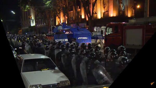 Протесты в Тбилиси: придет ли Грузия в себя? - Sputnik Тоҷикистон