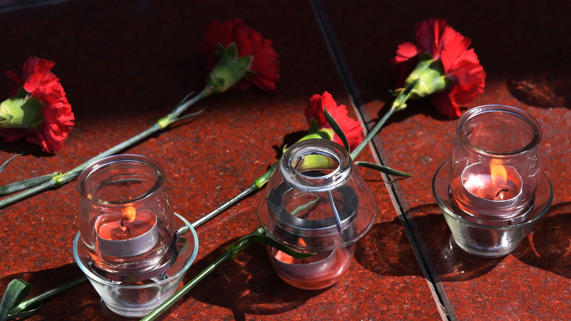 Акция Свеча памяти в городах России - Sputnik Таджикистан, 1920, 27.06.2021