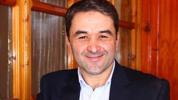 Parviz Kamoliddinov - Sputnik Таджикистан
