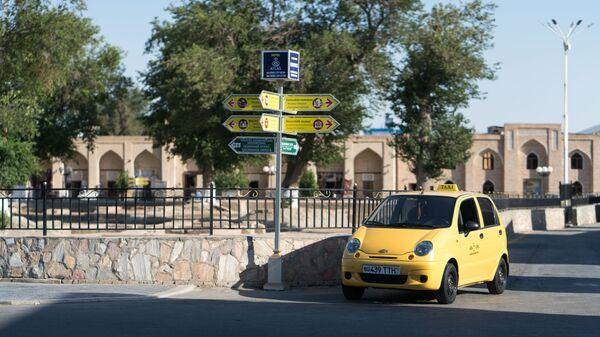 Такси в городе Бухара - Sputnik Таджикистан