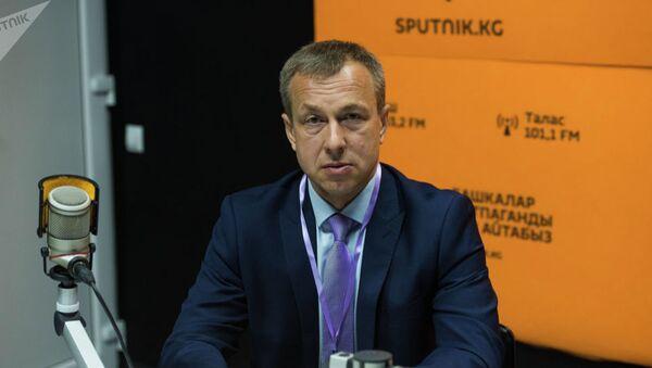 Сергей Павленко - Sputnik Таджикистан