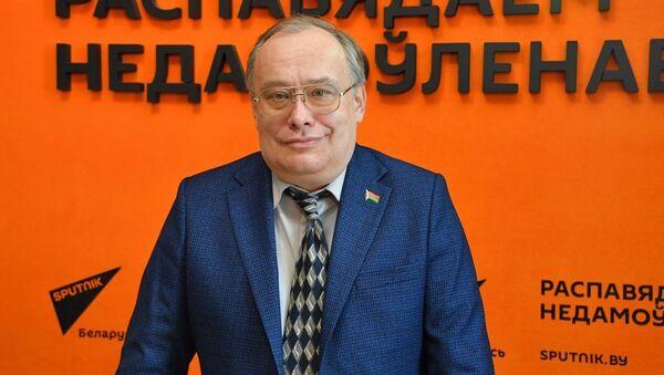 Политический и экономический эксперт Николай Межевич - Sputnik Таджикистан