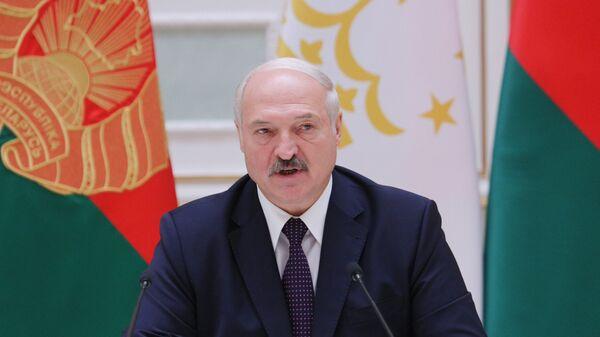 Президент Беларуси Александр Лукашенко - Sputnik Таджикистан