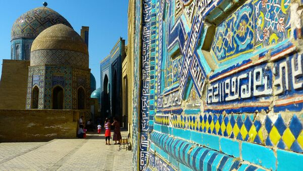 Самарканд, Узбекистан - Sputnik Таджикистан