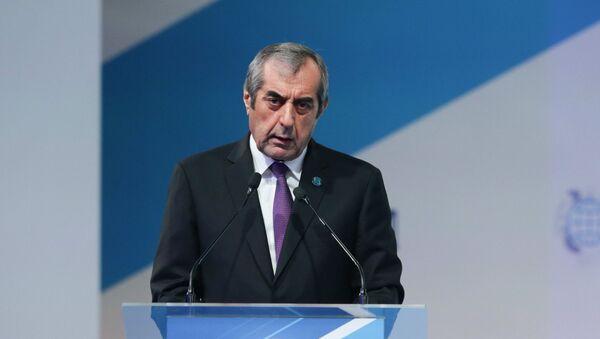 Председатель Маджлиси милли Маджлиси Оли Таджикистана Махмадсаид Убайдуллоев - Sputnik Таджикистан