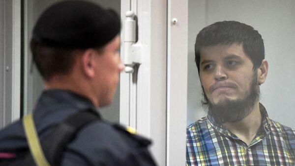 Оглашение приговора участнику банды ГТА Х. Додохонову - Sputnik Таджикистан