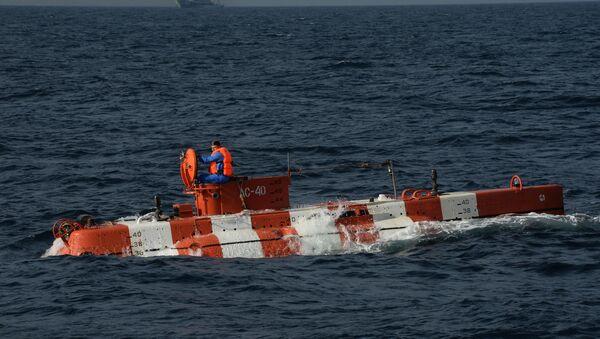 Спасательный глубоководный аппарат - Sputnik Таджикистан