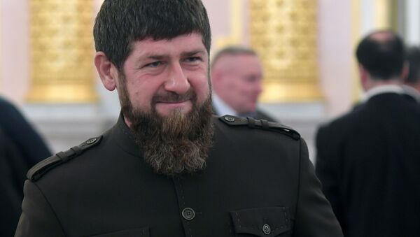 Глава Чеченской Республики Рамзан Кадыров, архивное фото - Sputnik Таджикистан