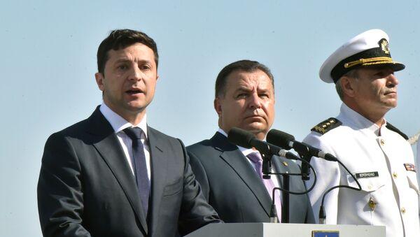 Президент Украины Владимир Зеленский, архивное фото - Sputnik Таджикистан