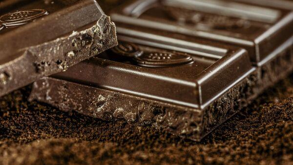 Шоколад, архивное фото - Sputnik Таджикистан