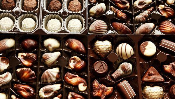 Шоколадные конфеты - Sputnik Тоҷикистон