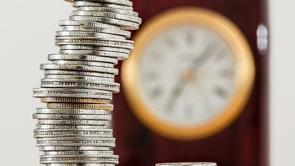 Деньги, архивное фото - Sputnik Таджикистан