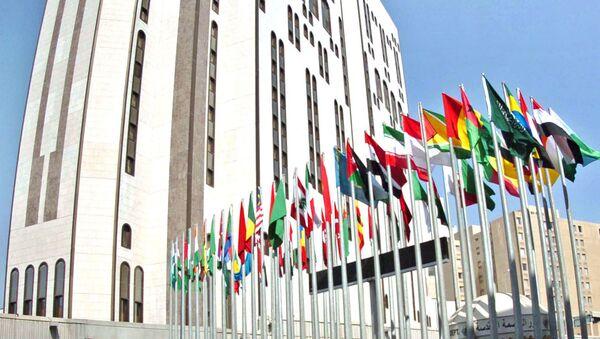 Национальные флаги государств-членов Организации исламского сотрудничества (ОИС) - Sputnik Таджикистан