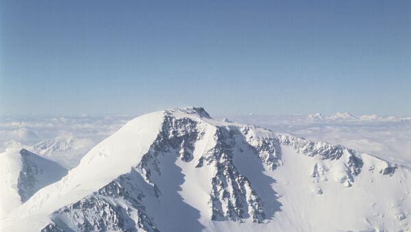 Памир. Пик Ленина, высшая точка Заалайского хребта - Sputnik Таджикистан