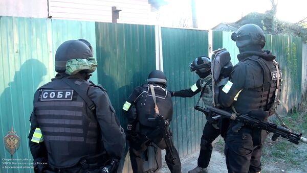 ФСБ пресекла деятельность ячейки террористической организации - Sputnik Тоҷикистон