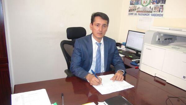 Шодиниё Абдулбосит Шоди - Sputnik Таджикистан