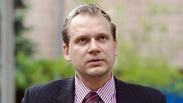Лидер движения русских украинцев Парус Юрий Кот - Sputnik Таджикистан