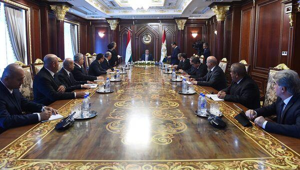 Кадровые перестановки в правительстве Таджикистана 22 июля 2019 - Sputnik Тоҷикистон