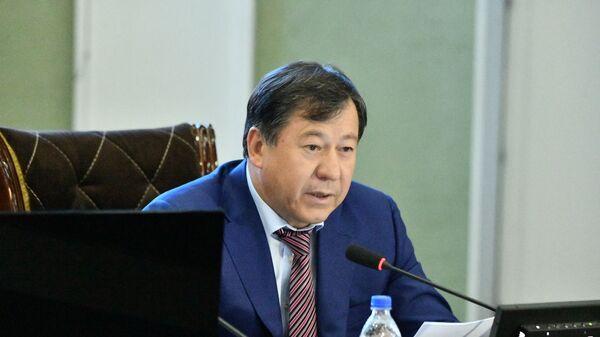 Министр МВД Таджикистана Рахимзода Рамазон Хамро - Sputnik Тоҷикистон