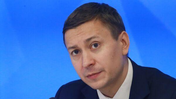 Директор Центра энергетики и безопасности Антон Хлопков  - Sputnik Таджикистан