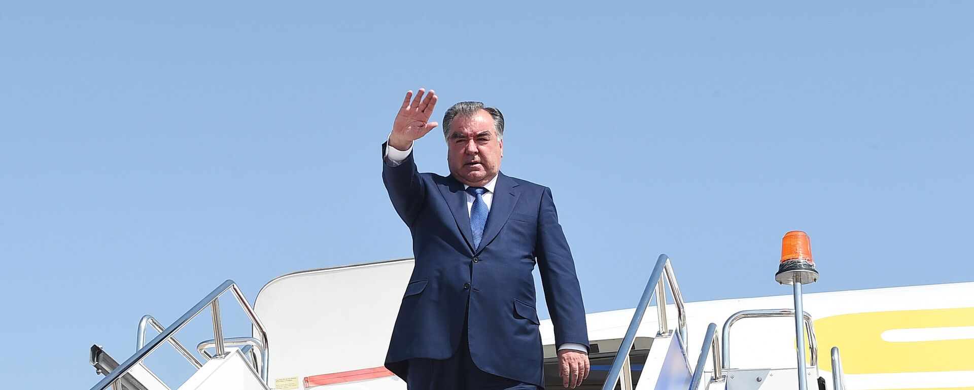 Президент Таджикистана Эмомали Рахмон - Sputnik Таджикистан, 1920, 11.10.2021