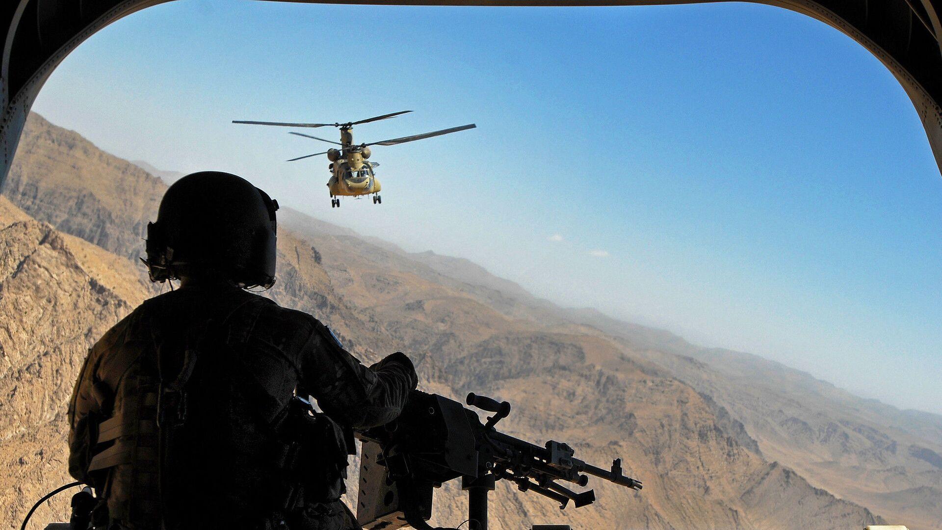 Американские военные в Афганистане - Sputnik Таджикистан, 1920, 12.07.2021