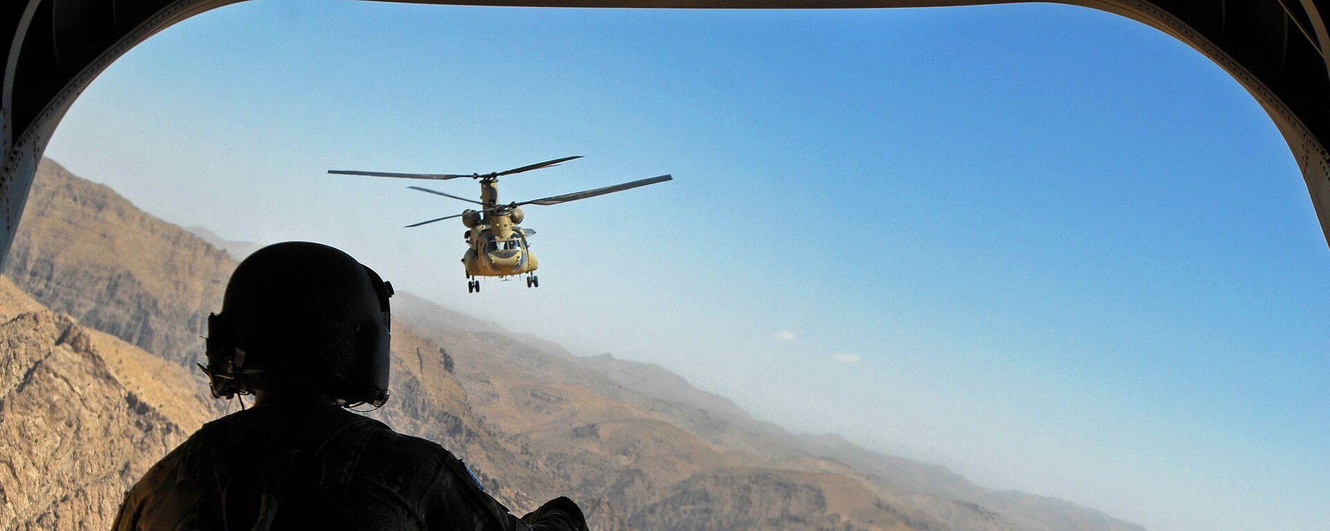 Американские военные в Афганистане - Sputnik Таджикистан, 1920, 27.03.2021